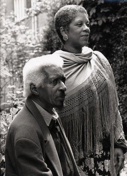 Jeanne Lee & Mal Waldron