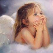 Angel Star on My World.