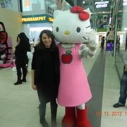 nona sagirashvili on My World.